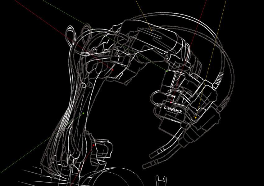 ティーチングデータ自動生成・補正機能付きロボットコントロールシステム